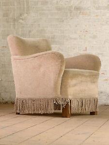 art deco magnificent retro cocktail arm chair armchair sessel vintage 20s 30s ebay. Black Bedroom Furniture Sets. Home Design Ideas