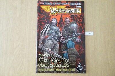 Gw Warhammer Mensile-issue 28 2000 Ref:1415-mostra Il Titolo Originale