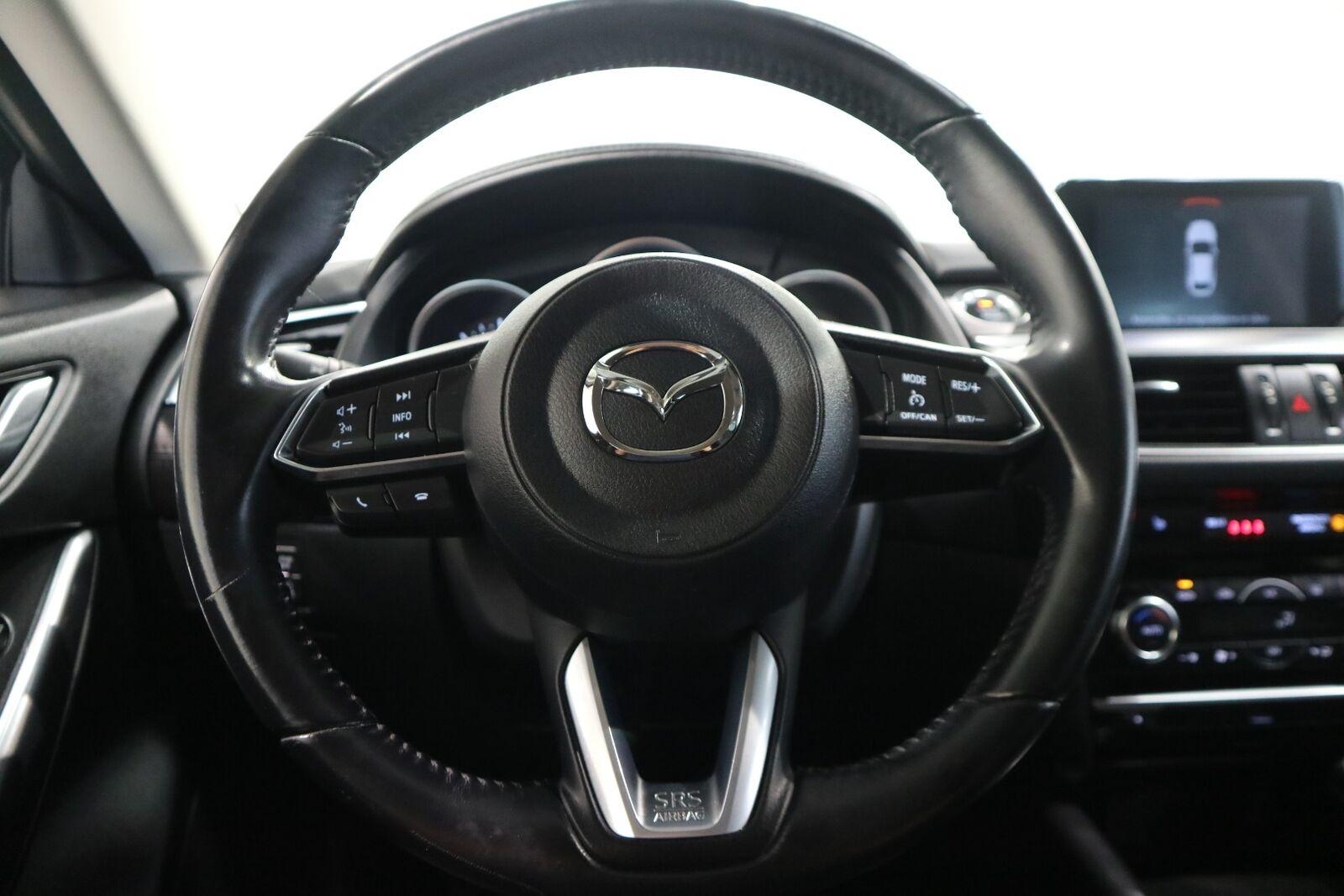 Mazda 6 2,2 SkyActiv-D 150 Vision stc. - billede 3