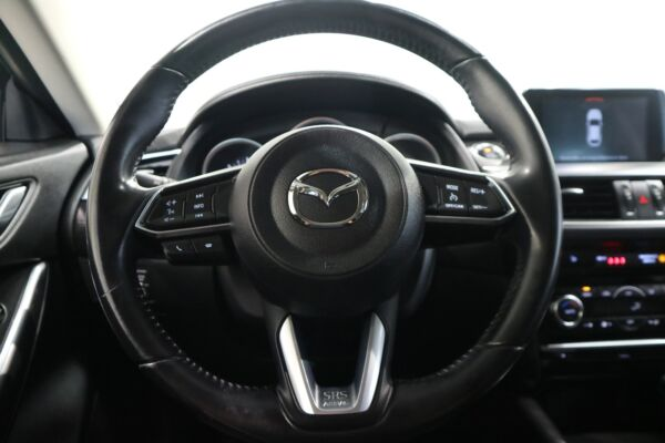 Mazda 6 2,2 SkyActiv-D 150 Vision stc. billede 3