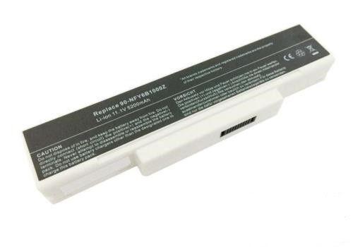 Batería A32-F3 5200mAh Blanca Reemplazo M660BAT-6