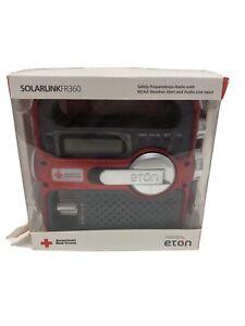Eton FRX5-BT AM FM NOAA Weatherband Emergency Radio SAME Alert USB Bluetooth