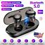 miniature 1 - Bluetooth 5.0 Headset TWS Wireless Earphones Mini Stereo Headphones Earbuds