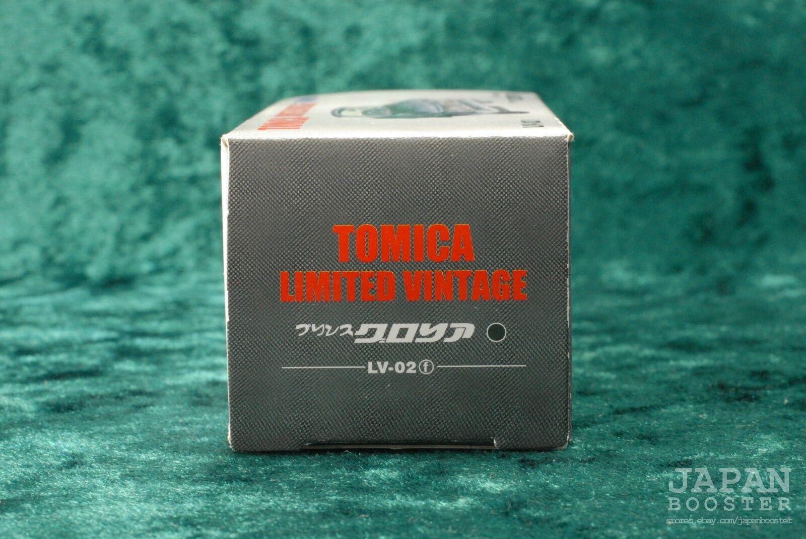 Tomy Tomica Limited Vintage Lv 02 Prince Gloria For Sale Online Ebay