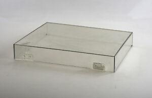 Original-Plattenspielerhaube-Sony-PS-X-55-Haube-Deckel-dust-cover-hood