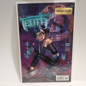 THE TENTH Vol. 2  #3 of 14 1997-1999 Image Uncertified TONY DANIEL Series