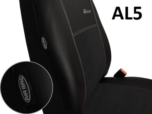 SUZUKI SX4 S-CROSS 2013 ONWARDS ECO LEATHER ALICANTE SEAT COVERS MADE TO MEASURE