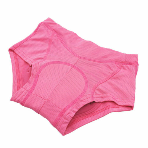 Womens Ladies Cycling Shorts 3D Gel Padded Bike Bicycle Shorts Pants Breathable