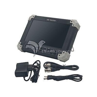 7.0 Inch TFT-LCD X42TAC Analog HD Camera Tester CVBS//TVI//AHD//CVI//VGA//HDMI