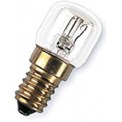 Lámpara Tubo Osram Especial E14 15W 300°C para Horno