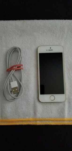 Apple Iphone 5s 16gb Gold Unlocked A1533 Gsm For Sale Online Ebay
