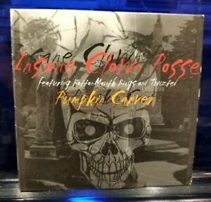 Insane-Clown-Posse-Pumpkin-Cravers-1998-Hallowicked-Single-rare-twiztid-kmk