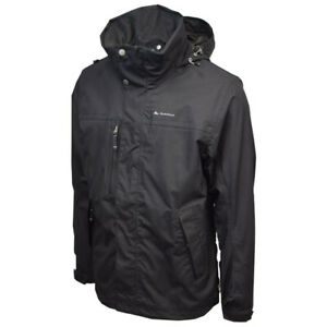 Your-Mountain-By-Quechua-Lightweight-Black-Shell-Jacket