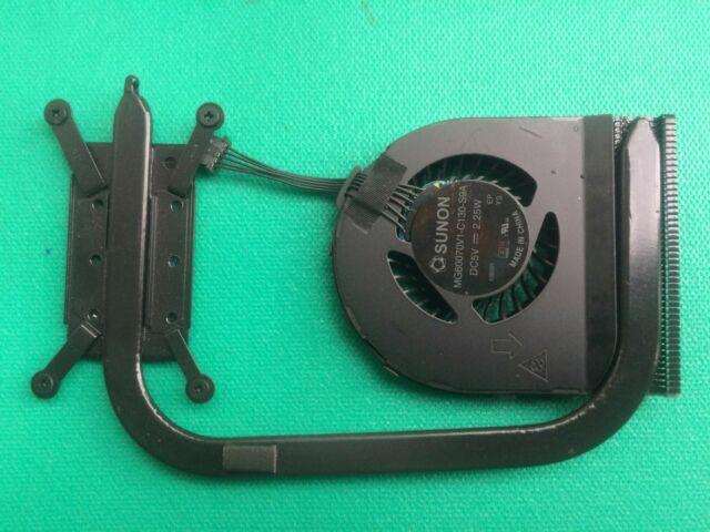 Lenovo THINKPAD-L560 20F1 20F2  CPU Cooling Fan /& Heatsink 00NY528