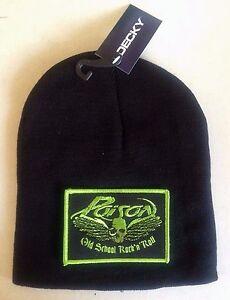 POISON OLD SCHOOL ROCK  LICENSED BEANIE SKULL CAP  NEW! t-shirt BRET MICHAELS