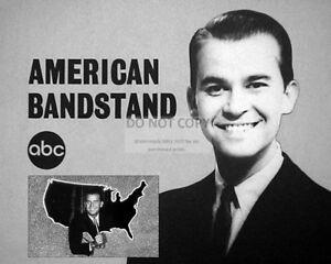 "DICK CLARK ON ""AMERICAN BANDSTAND"" - 8X10 ABC TV SLIDE PHOTO (DD246) | eBay"