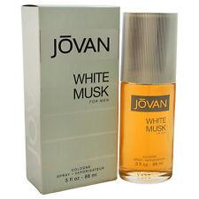Jovan White Musk by Jovan for Men - 3 oz EDC Spray