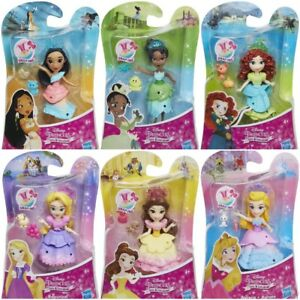 DISNEY-PRINCESS-LITTLE-KINGDOM-SNAP-INS-MULAN-JASMINE-SNOW-ARIEL-MERIDA-ELSA