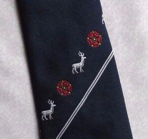Charitable Vintage Cravate Homme Cravate Société Corporate British Aerospace Dynamics Groupe-afficher Le Titre D'origine