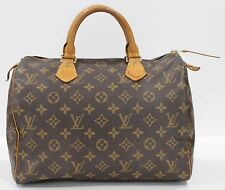 Pre Loved Louis Vuitton LV Bag Speedy 30