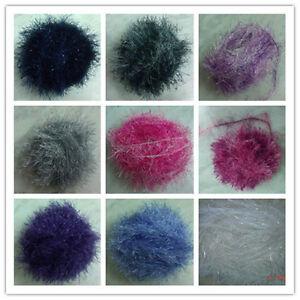 Fun Fur Yarn Crafts