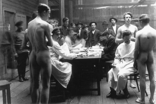 WWI WWII Nude male rare PHOTO Physique beefcake Gay interest BUY 2 GET 1 FREE