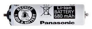 Panasonic-LI-ION-Akku-680mAh-Rasierer-ES-LV61-ES-LV65-ES-LV95-ES-LV9N-ES-LA93