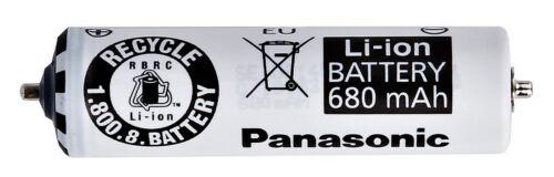Panasonic batteria Li-Ion 680mAh rasoio ES-LV61 ES-LV65 ES-LV95 ES-LV9N ES-LA93