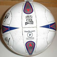 Mitre Delta signed FA CUP official USED Match ball Watford v Burnley 2003
