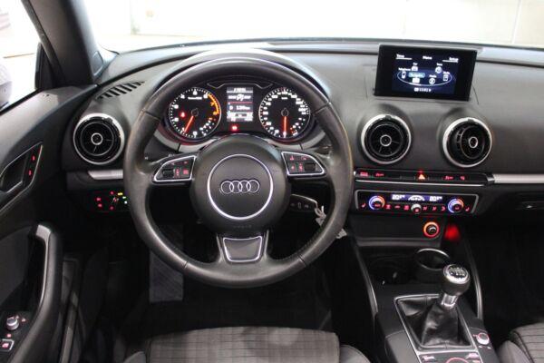 Audi A3 1,4 TFSi 140 Ambition Cabrio - billede 5