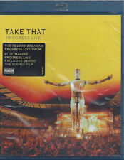 Blu-ray **TAKE THAT ~ PROGRESS LIVE** nuovo 2011