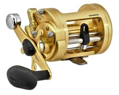 Shimano Calcutta 700B Round Baitcast Reel 4.7 1 Right Hand Model CT700B CT700B