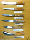 Dexter Russell Green River Works Traditional Wooden Handle Carbon Steel Choose