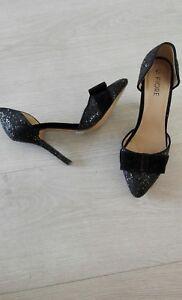 Damas Tacón Alto Zapatos