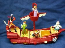 Peter Pan Neverland Pirate Ship 2002 Complete McDonalds Happy Meals New in Pkgs