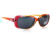 Elle Kinder Sonnenbrille / Kids Sunglasses EL18252 OR Orange Glas Grau