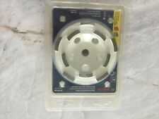 "Bosch DC 4510H Segmented Diamond Cup Wheel 4 1//2/"" FREE SHIPPING"