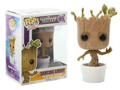 Vinyl Guardians Of The Galaxy #1 Groot Ravager with Patch Exclusive Pop