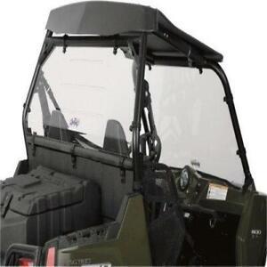 Slipstreamer UTV Windshield Back Shield S-RZR-B POLARIS RANGER RZR 800 RZR etc
