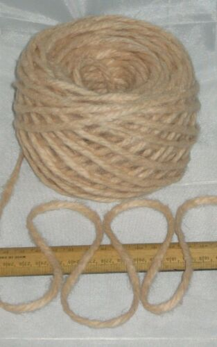 1kg 1000g 10 balls 100/% Berber Rug Wool Knitting Yarn Peach Cream Thick Chunky