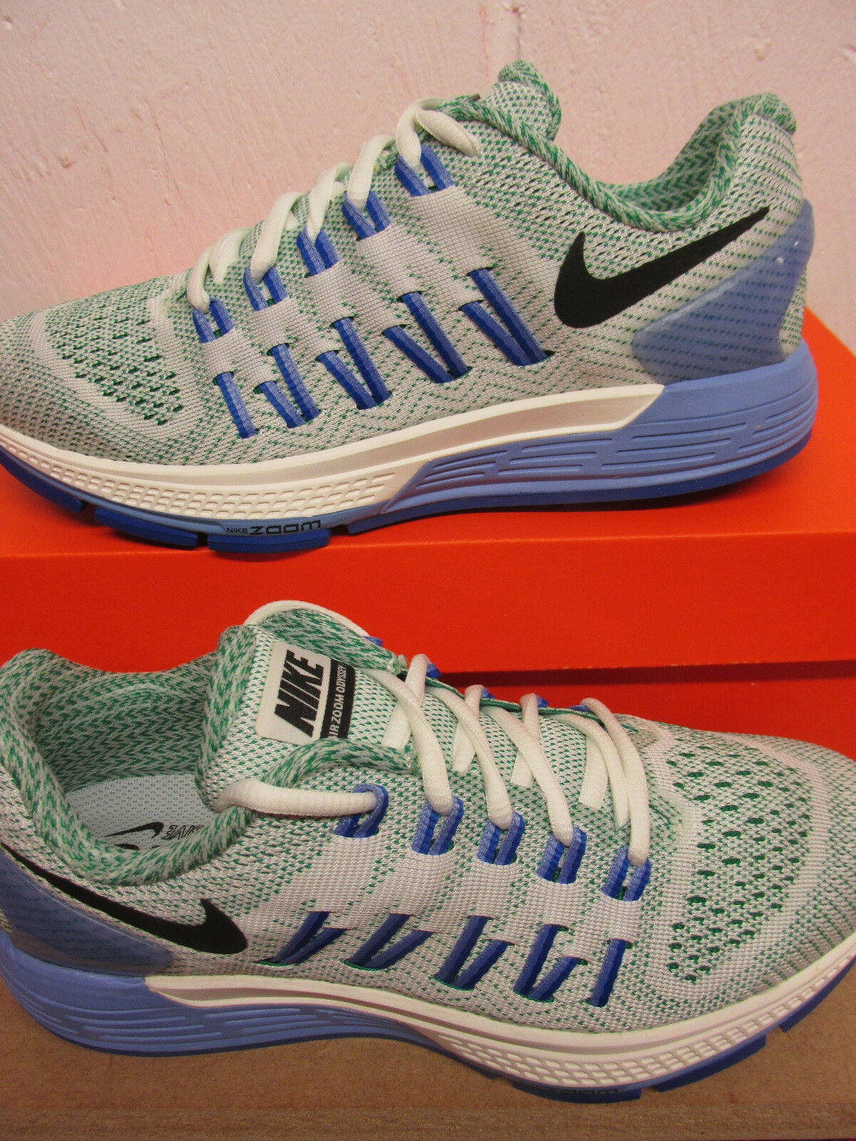 Nike Womens Air Zoom Odyssey Running Trainers 749339 101 Sneakers Shoes