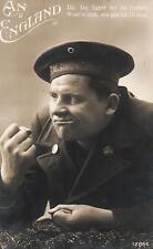16209/ Propaganda AK Matrose gegen England, 1916