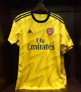 reputable site acdb8 4bbc2 Details about Arsenal AWAY Soccer JERSEY 2019/20 Yellow - Adidas Youth  Unisex - EH5656