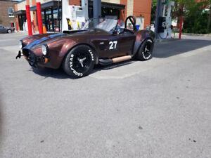 2010 Shelby Cobra Cabriolet