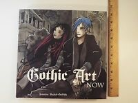 New-gothic Art Now By Jasmine Becket-griffith (2008, Hcdj) 1st Printing-rare