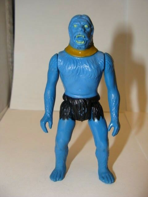 Vintage 1979 Flash Gordon C8.5 Beastman Beast Man Vintage