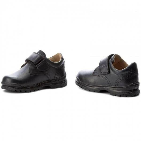 Geox William Nero Per Ragazzi Scuola Shoe-scarpe Da Scuola Per Ragazzi-geox Scarpe Scuola Curare La Tosse E Facilitare L'Espettorazione E Alleviare La Raucedine