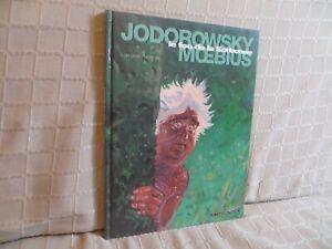 le-fou-de-la-Sorbonne-Jodorowsky-Moebius-edition-originale-1998