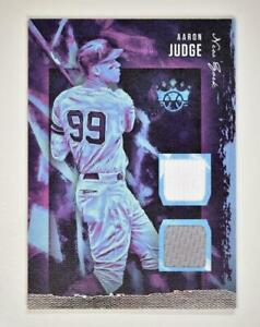 2020-Diamond-Kings-DK-Materials-Relic-DKM-AJ-Aaron-Judge-New-York-Yankees