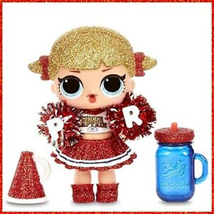Lol Surprise All Star Bb S Cheer Captain Red Varsity Pups L O L Bbs Baby Dolls 35051571780 Ebay